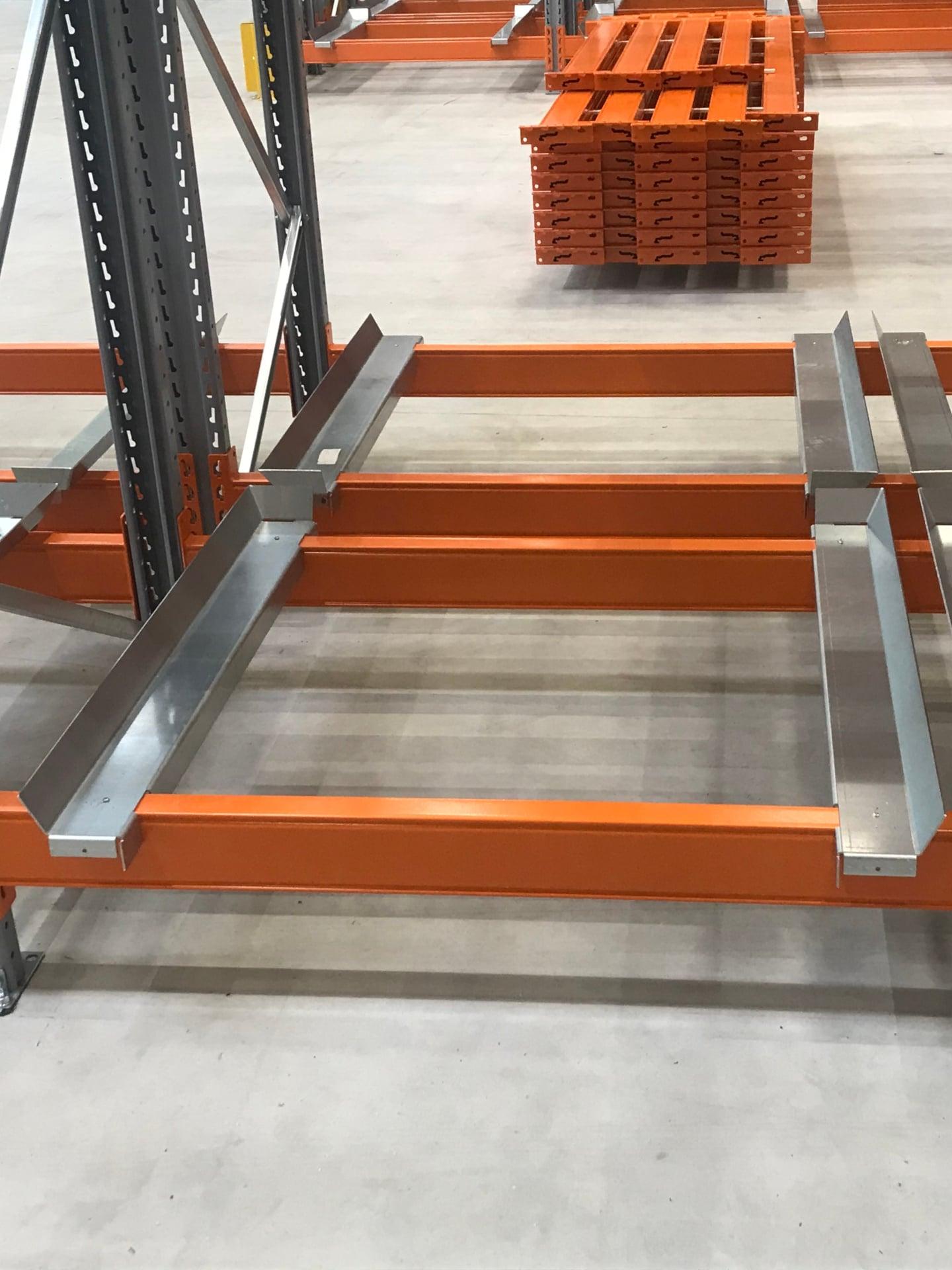 Snel, sneller, snelst gemonteerde palletstellingen voor Still